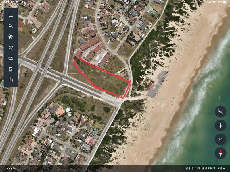 Vacant Land / Plot For Sale in Bluewater Bay, Port Elizabeth